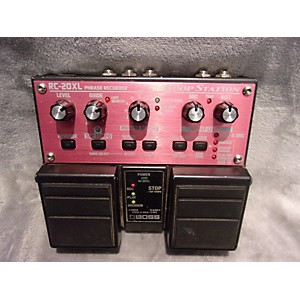 Pre-owned Boss RC20XL Loop Station XL Twin Pedal by Boss