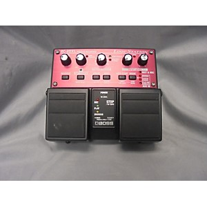 Pre-owned Boss RC20XL Loop Station XL Twin Pedal