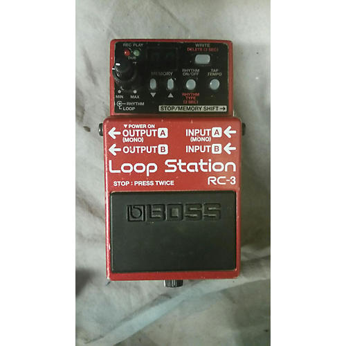 Boss RC3 Loop Station Pedal-thumbnail