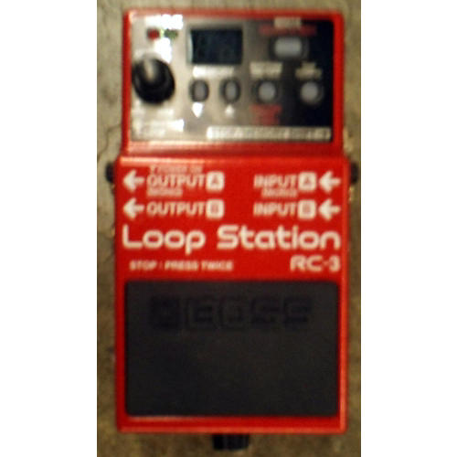Boss RC3 Loop Station Pedal-thumbnail