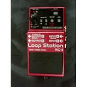 Boss RC3 Loop Station Pedal