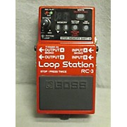 RC3 Loop Station Pedal