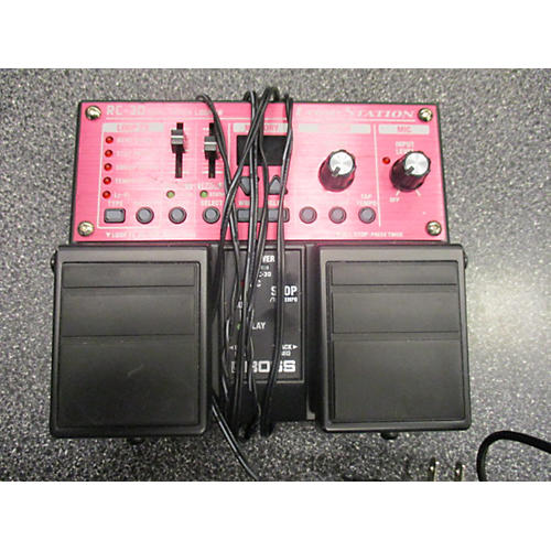 Boss RC30 Loop Station Twin Pedal-thumbnail