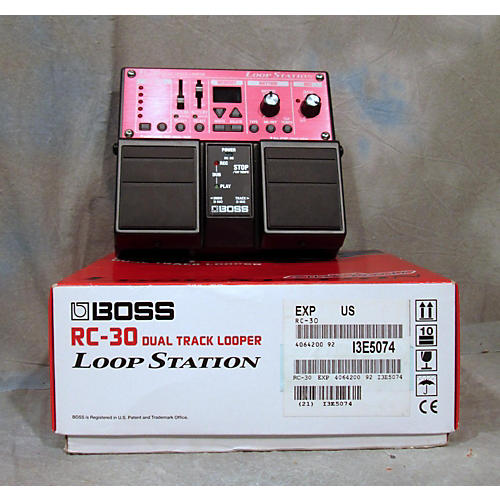Boss RC30 Loop Station Twin Pedal-thumbnail