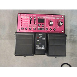 Pre-owned Boss RC30 Loop Station by Boss