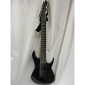 used dean rc8x cbk rusty cooley signature 8 string solid body electric guitar guitar center. Black Bedroom Furniture Sets. Home Design Ideas