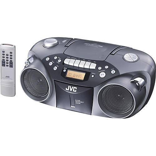 JVC RCEX26 Portable Boom Box
