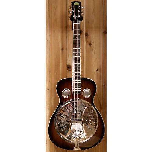 Regal RD-40 Resonator Acoustic Guitar-thumbnail
