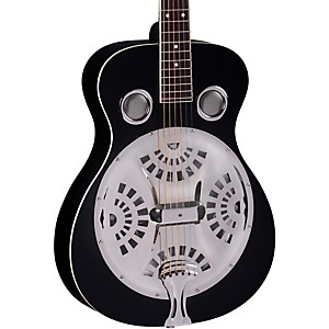 Regal RD-40 Round Neck Resonator Guitar by Regal