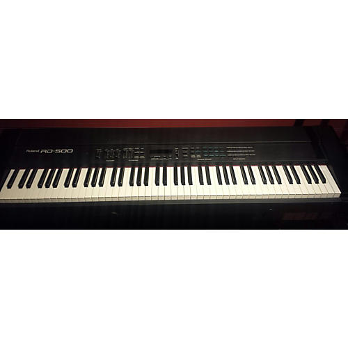 Roland RD-500 Keyboard Workstation-thumbnail
