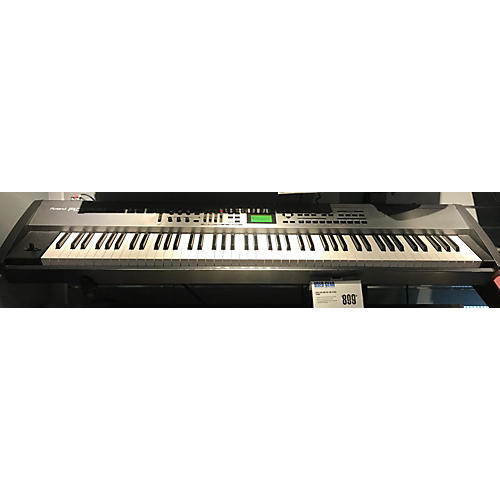 used roland rd 700 stage piano guitar center. Black Bedroom Furniture Sets. Home Design Ideas