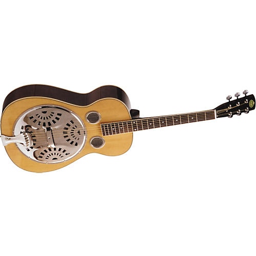 Regal RD-75 Roundneck Resonator Guitar-thumbnail