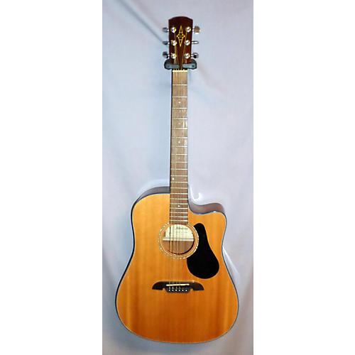 Alvarez RD 8C Natural Acoustic Electric Guitar-thumbnail