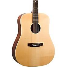 Recording King RD-A9M EZ Tone Plus Dreadnought Acoustic Guitar Level 1 Natural