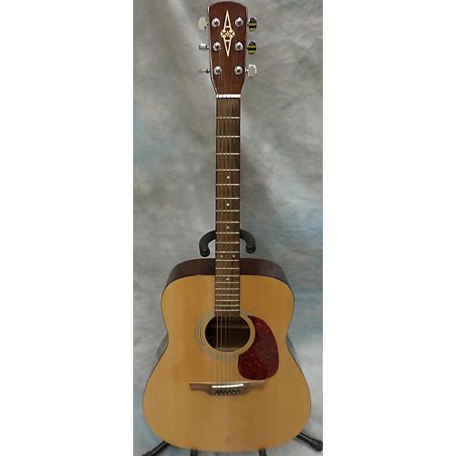 Alvarez RD010 Dreadnought Acoustic Guitar-thumbnail