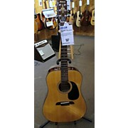 Alvarez RD010 Dreadnought Acoustic Guitar