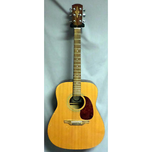 Alvarez RD010 Dreadnought Natural Acoustic Guitar