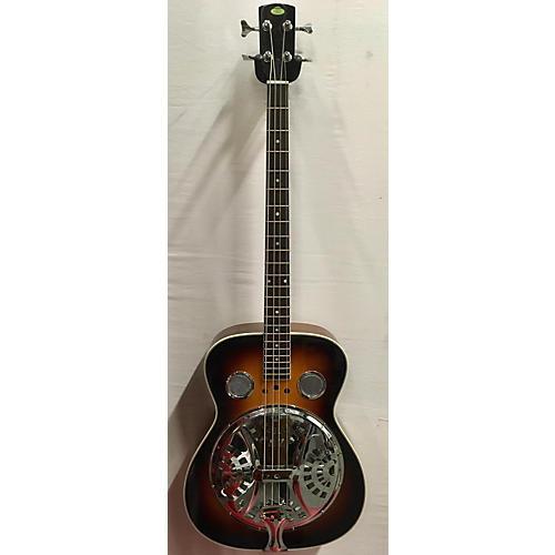 Regal RD05 RESONATOR BASS Acoustic Bass Guitar