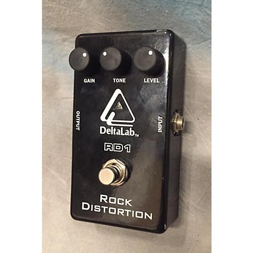 Deltalab RD1 Rock Distortion Effect Pedal