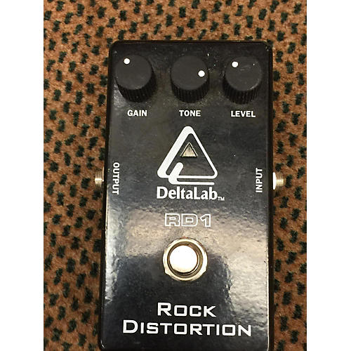 Deltalab RD1 Rock Distortion Effect Pedal