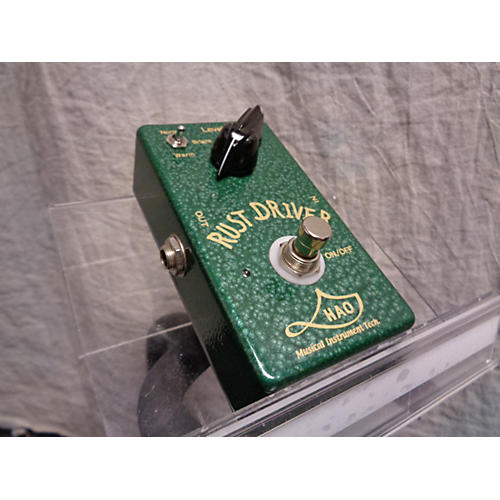 used hao rd1 rust driver distortion effect pedal 0 guitar center. Black Bedroom Furniture Sets. Home Design Ideas