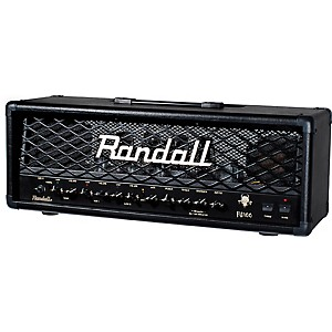 Randall RD100H Diavlo 100 Watt Tube Guitar Head
