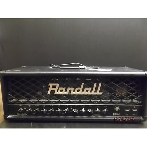 Randall RD100H Diavlo Tube Guitar Amp Head-thumbnail