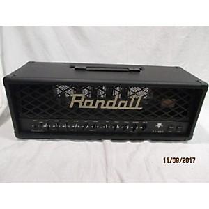 Pre-owned Randall RD100H Tube Guitar Amp Head by Randall