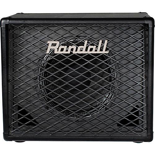 Randall RD112-V30 Diavlo 1x12 Angled Guitar Cab Black