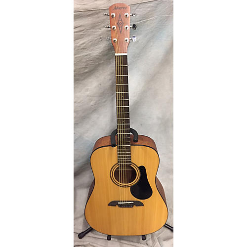 Alvarez RD12 Regent Series Dreadnought Acoustic Guitar-thumbnail