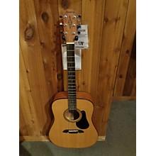 Alvarez RD12VP Regent Series Dreadnought Acoustic Guitar