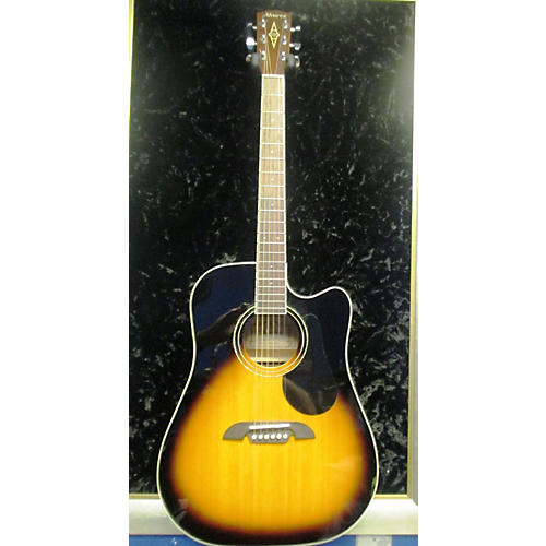 Alvarez RD16CE Regent Series Dreadnought Acoustic Electric Guitar
