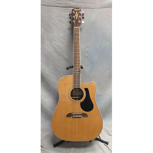 Alvarez RD17CE Regent Series Dreadnought Acoustic Electric Guitar