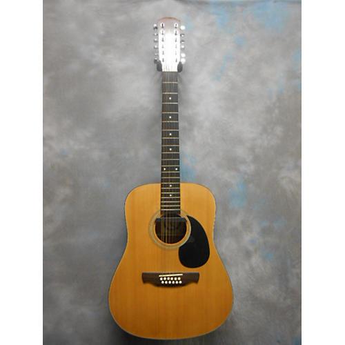 Alvarez RD20-12 12 String Acoustic Electric Guitar