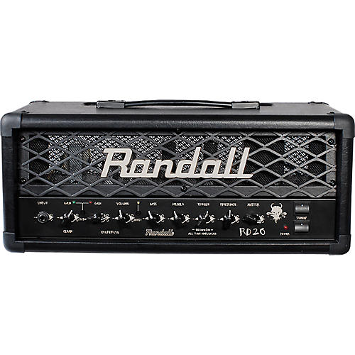 Randall RD20H Diavlo 20W Tube Guitar Head-thumbnail