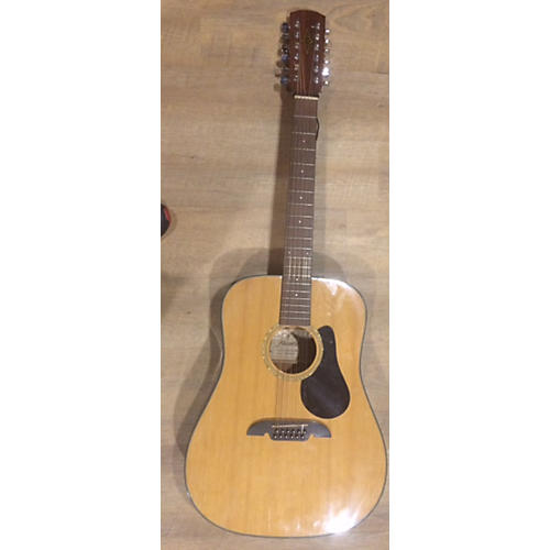 Alvarez RD20S12 12 String Acoustic Guitar