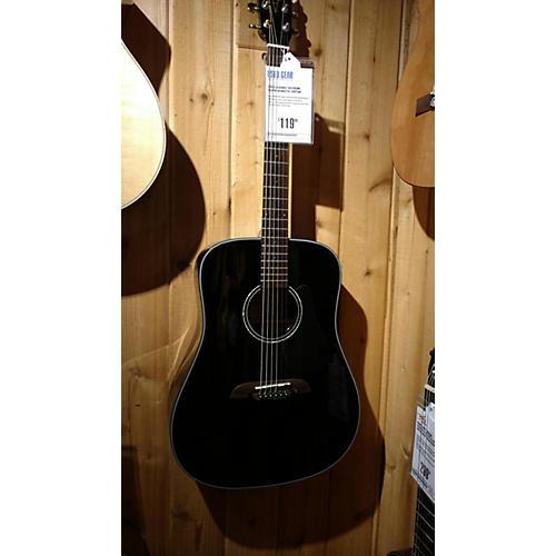 Alvarez RD20SBK Acoustic Guitar