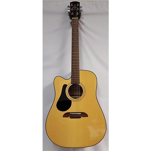 Alvarez RD20SCLH Acoustic Electric Guitar