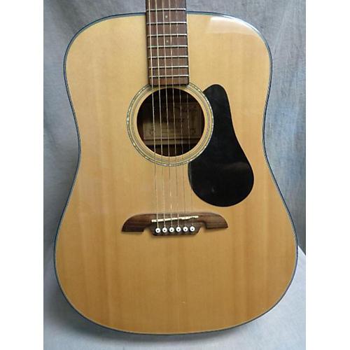 Alvarez RD210 Acoustic Guitar-thumbnail