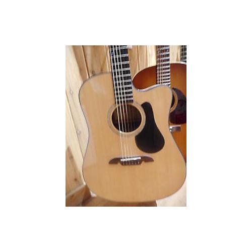 Alvarez RD210C Acoustic Electric Guitar