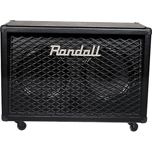Randall RD212-D Diavlo 2x12 Angled Guitar Cab Black