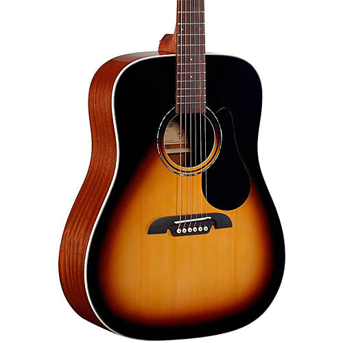 Alvarez RD26 Dreadnought Acoustic Guitar Sunburst