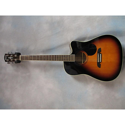 Alvarez RD260CE Dreadnought Acoustic Electric Guitar-thumbnail