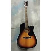 Alvarez RD260CESB Acoustic Electric Guitar