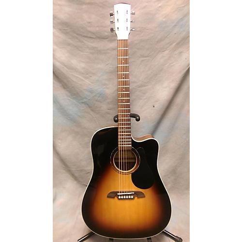 Alvarez RD26CE Dreadnought Acoustic Electric Guitar