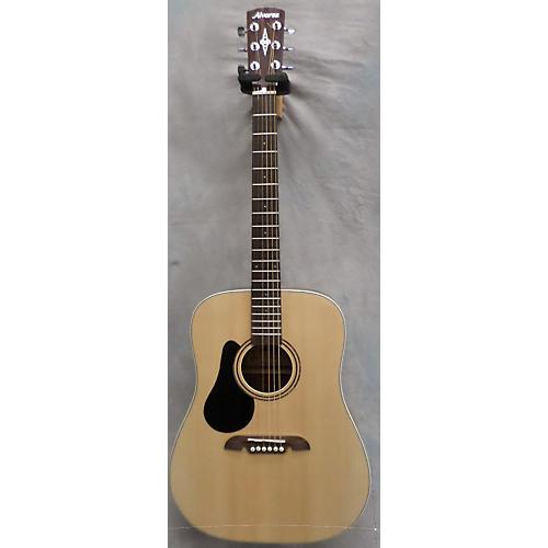 Alvarez RD26L Dreadnought Left Handed Acoustic Guitar-thumbnail
