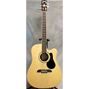 Alvarez RD27CE Dreadnought Acoustic Electric Guitar