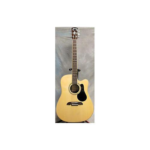 Alvarez RD27CE Dreadnought Acoustic Electric Guitar-thumbnail