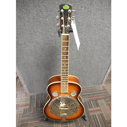 Regal RD40 Acoustic Guitar-thumbnail