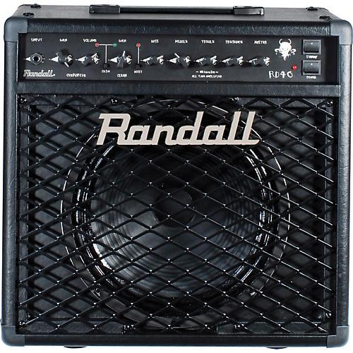 Randall RD40C Diavlo 40W 1x12 Tube Guitar Combo Amp